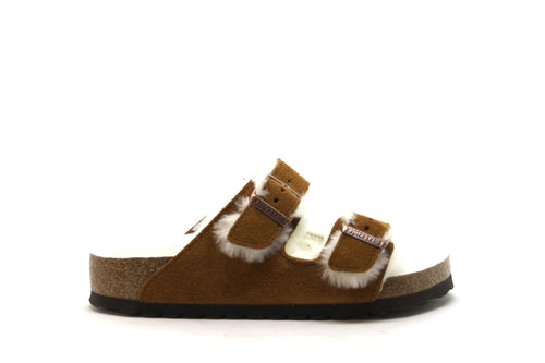 Birkenstock - Arizona Shearling (Up to size 45)