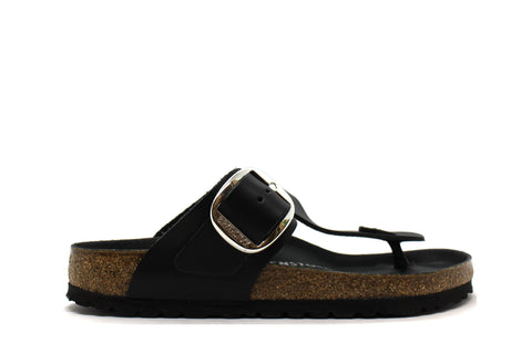Birkenstock - Gizeh Big Buckle Black