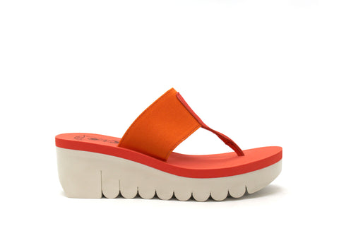 Fly London - Yumo 725 Orange/Coral