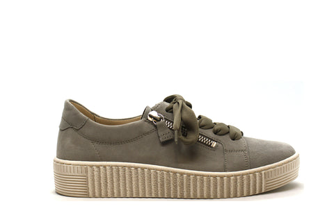 Gabor - 63334-12 Sneaker Taupe