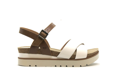 Josef Seibel - 72810 Clea 10 White/Brown