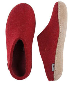 Glerups - Open Heel (3 Colours)