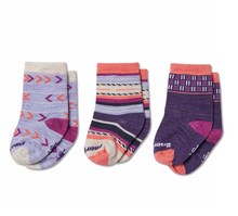 Load image into Gallery viewer, Smartwool Toddler Trio Socks Gift Box