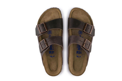 Birkenstock - Arizona (Soft Sole) Habana