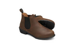 Blundstone - 1970 Women's Series Low Heel Antique Brown