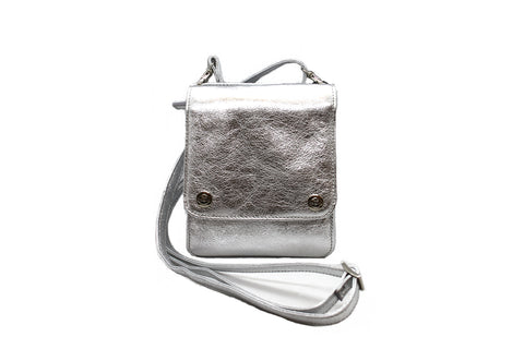 The Trend - Crossbody 2745517 Silver