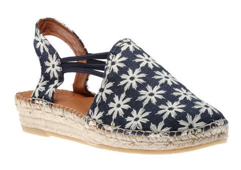 Toni Pons - Noa-GR Denim with Flowers
