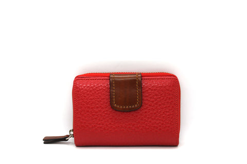 The Trend - Wallet 2888105 Coral/Tan