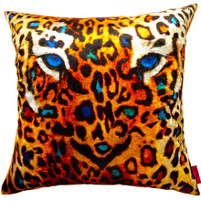 Load image into Gallery viewer, Cool Leopard cushion, cool kudde djuriska mönster leopard kudde tiger kudde
