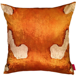 Gold shimmering luxurious cushion, guld kudde, gold cushion