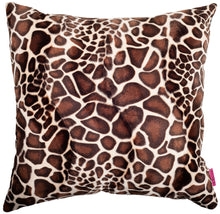 Load image into Gallery viewer, giraffe cushion