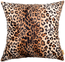 Load image into Gallery viewer, Leopard cushion