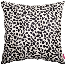 Load image into Gallery viewer, dalmatian print cushion