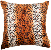 Load image into Gallery viewer, cheetah cushion