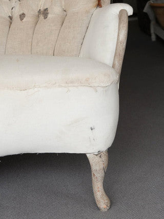 Beautiful 19th Century Swedish Sofa - Decorative Antiques UK  - 1