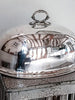 Antique 19th Century Mappin and Webb Silver Plated Meat Cloche - Decorative Antiques UK  - 1
