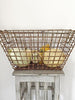 Beautiful Vintage French Oyster Baskets - Decorative Antiques UK  - 1