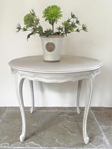 Pretty Early 20th Century Swedish Small Round Table - Decorative Antiques UK  - 1