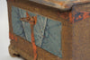 Amazing Antique Swedish Trunk with original paint