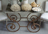 Antique French Butcher's Presentation Table