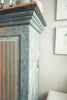 Antique Swedish Gustavian Cupboard with original paint