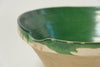 Antique French Green glaze Tian Bowl, Rare