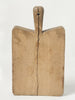 Antique French Wooden Chopping Board