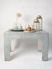 Industrial Galvanised and Riveted Water Tank Coffee Table