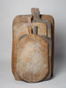 Amazing antique dough board