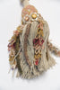 Beautiful Antique French Passementerie Tassel with extra long cord