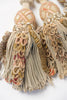 Beautiful Antique French Tassels with braided loop