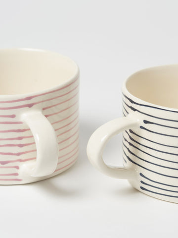 Musango Mugs- HORIZONTAL STRIPE