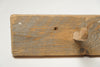 Handmade Primitive Swedish Peg Rail