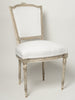 Antique French Louis XVI Upholstered Chairs