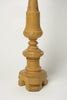 Antique 19th Century French Gilt Pricket Candlestick