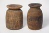 Antique Nepalese Wooden Pots