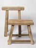 Beautiful Vintage Rustic Stools