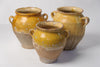 Antique 19th Century French Provencal Confit Pots