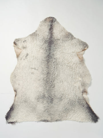 Authentic Swedish Gotland Sheepskin rug