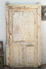 Gorgeous Antique 19th Century French Large Panelled Door with frame - Decorative Antiques UK  - 4