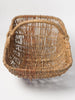 Antique French Walnut and Melon Baskets