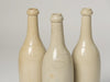 Antique 19th Century French Stoneware Cider Bottles
