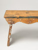 Antique French Milking Stool