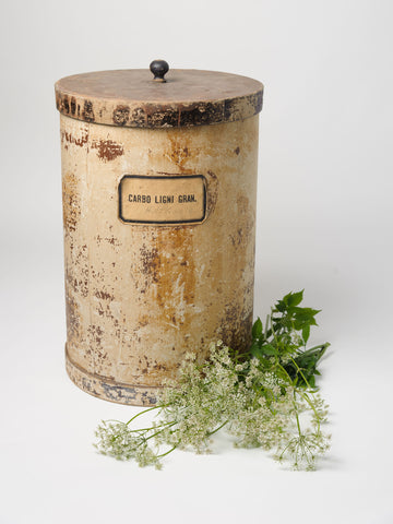 Antique apothecary pot (huge size)