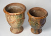 Antique Anduze Terracotta Planters
