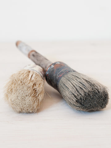 Antique French Artist Brushes - Decorative Antiques UK  - 1