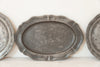 Antique European Pewter Plates - Decorative Antiques UK  - 3