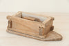 Antique Swedish Wooden Cheese Mould - Decorative Antiques UK  - 2