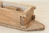 Antique Swedish Wooden Cheese Mould - Decorative Antiques UK  - 5
