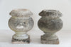 Pair 19th Century French Marble Urns - Decorative Antiques UK  - 2